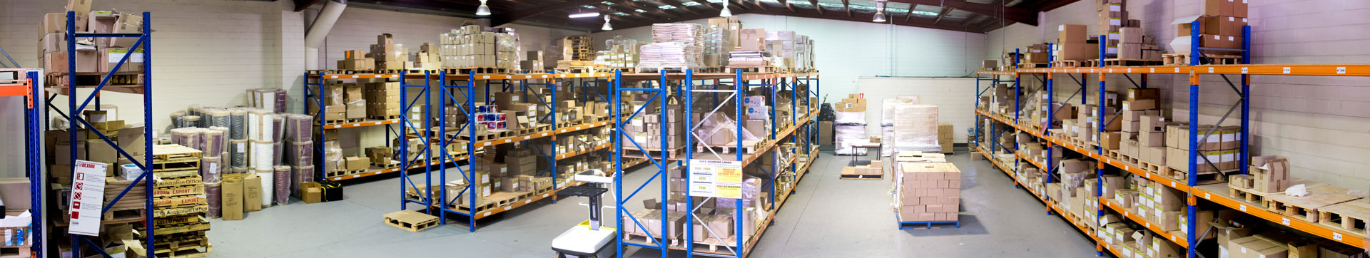 Printing Warehouse & Distribution Management